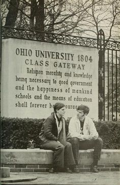 Ohio University bulletin. Undergraduate catalog, 1970-1971.