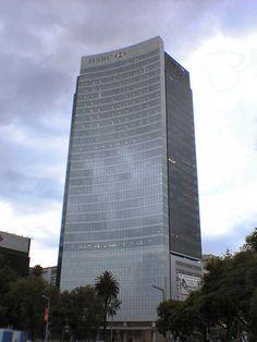 Torre HSBC - Mexico City