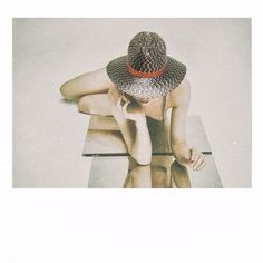 BLANC SS15 Beach Accessories, Hat Making, Ss 15, Trident, Hats, Showroom, Hat, Hipster Hat, Fashion Showroom