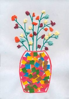 Spring Crafts for Kids / Preschoolers & Toddlers to make this season of fresh bloom - Hike n Dip Art and craft for kids is the best way to teach them about seasons. Spring craft for spring season are great. Check out simple spring crafts for kids here. Kids Crafts, Spring Crafts For Kids, Crafts For Kids To Make, Crafts For Teens, Creative Crafts, Preschool Crafts, Easter Crafts, Art For Kids, Spring Crafts For Preschoolers