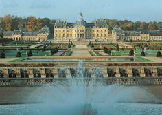 Nicolas Fouquet Vaux Le Vicomte | ... construire un magnifique château , le château de Vaux le Vicomte