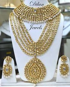 Jewellery - Buy Indian Imitation Jewelry Sets Online for Women Indian Jewelry Sets, Indian Wedding Jewelry, Wedding Jewelry Sets, Fine Jewelry, Bridal Jewellery, Indian Bridal, Wedding Accessories, Gold Jewelry, Antique Jewellery