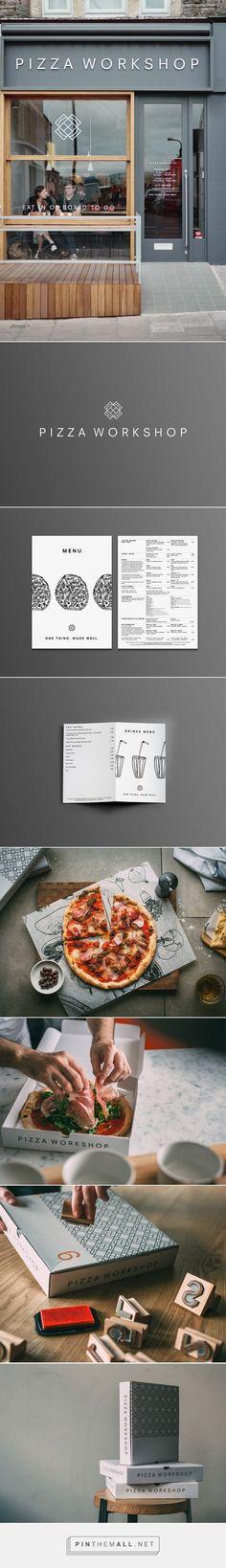 Pizza Workshop | Identity Designed - created via https://pinthemall.net: