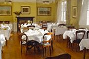 Hunter's dining hall