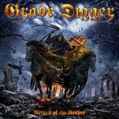 Grave Digger – Return Of The Reaper   Metalunderground