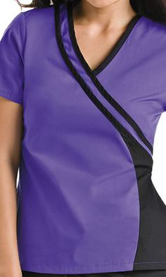 $19.99 9518 Double Piped Crossover by Urbane Scrubs Cna Nurse, Work Clothes, Crossover, Scrubs, Clinic, Nursing, How To Wear, Outfits, Fashion