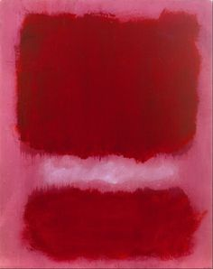 Mark Rothko - Untitled, 1968