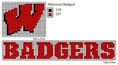 Wisconsin Badgers by cdbvulpix.deviantart.com on @deviantART
