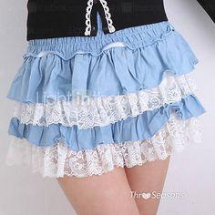 Deny Lace Skirt