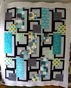 Maple Islands BQ4 quilt pattern.
