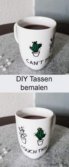 Do it yourself Porzellan-Malen Selbstgemachtes Pinterest - porzellan geschirr geschenk