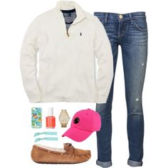 """Today I Don't Feel Like Doing Anything"" by thegingerprep on Polyvore"