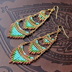 "Perfect for day wear and gorgeous for the night out our ""Camila Earrings"" for only $23. Use ""namaste"" promo code to avail 10% discount at checkout http://www.luvgypsy.com/  #Luvgypsy #JewelryGift #BohemianStyle #GypsyStyle #Earring #GypsyEarring #BohemianEaaring #Tribal #BohoJewelry #Beachwear #Jewelry #Gypsy #BeadsEarring #Native #FreeSpirit #WildHeart #GypsySoul #IndianJewelry #LuvGypsy #StatementJewelry #WomanEarring #WomanStyle #WomanJewelry #TibetanEarring"