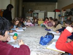 Assembléia de escola, Paris.