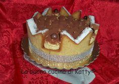 La buona cucina di Katty: Torta tiramisù dell' Epifania