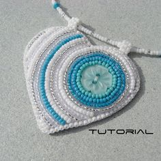 Hey, I found this really awesome Etsy listing at https://www.etsy.com/listing/175483870/bead-embroidery-tutorial-button-heart
