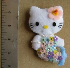 hello kitty mermaid craft for 7 yr olds