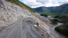 """The Kolyma Highway is a road through the Russian Far East, linking two regions of Russia, the Sakha Republic (or Yakutia) and Magadan Oblast. It is the most remote of all federal highways in Russia. The mostly unpaved road is extremely dangerous during the winter, because of heavy snow, the ice, and an extremely reduced visibility. It's called the """"Road of Bones,"""" as the skeletons of the forced laborers who died during its construction were used in much of its foundations…"""