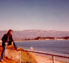 Santa Barbara UCSB, 1974...