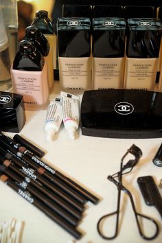 My skin has never looked so flawless.. Love, love, LOVE Chanel Cosmetics!