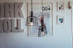 Tente Isso Em Casa: Aprenda a fazer uma luminária descolada com colhedor...