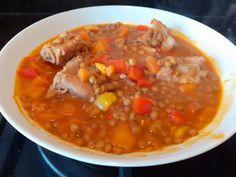 COMIDA DIA 30/03/2021 Chana Masala, 30, Ethnic Recipes, Food, Recipes, Pork Ribs, Essen, Meals, Yemek