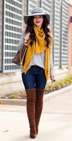 Casual Fall Outfits That Will Make You Look Cool – Fashion, Home decorating Cute Fall Outfits, Winter Fashion Outfits, Fall Winter Outfits, Look Fashion, Trendy Outfits, Autumn Fashion, Womens Fashion, Feminine Fashion, Ladies Fashion