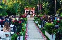 Wedding Aisle Decorations | Romantic Decoration