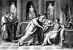 First Triumvirate: Julius Caesar, Gnaeus Pompeius Magnus, and Marcus Licinius Crassus