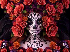 Vive un romance con la muerte en Xochimilco con La Catrina en Trajinera | Garuyo.com