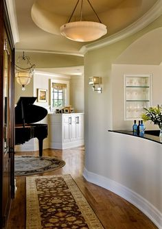 foyer   portfolio of design work while an employee of urban dwellings, llc of portland, maine in collaboration with whitten architects & dale bragg builders   greg day lighting design   photographer : darren setlow