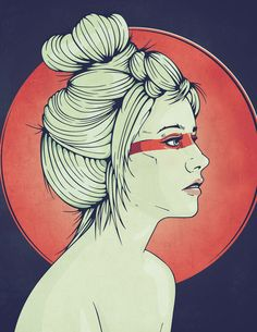 Digital art selected for the Daily Inspiration #1440