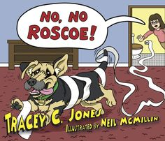 Roscoe is the newest member of the pack, but he has one big problem…. He is a rascal! Can Roscoe learn to be a good boy and behave before it's too late?