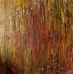 Degrade+De+Ocres+Y+rojos+Medida+100cm+x+100+cm+Acrilico+Tecnica+Mixta+Texturado+Diego+Quintavalle.JPG (1579×1600)