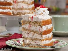 If you've never tried baking a southern-style Hummingbird Cake, are you ever in for a double treat when you make our version of The Ultimate Hummingbird Cake. Our Test Kitchen has created a decadent, creamy filling to sandwich between our special recipe for a moist and golden cake.