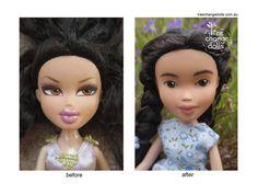Zdjęcie numer 10 w galerii - Z wampa w dziewczynkę. Dlaczego Sonia Singh przerabia lalki Barbie?
