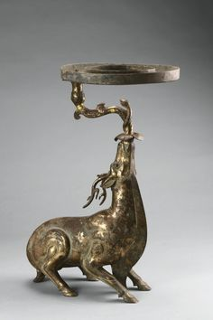 From a Jade Suit to Bronze Dildos, Ancient Tomb Luxuries of the Han Dynasty Elite Ancient Tomb, Ancient China, Ancient Artifacts, Asian Sculptures, Chinese Crafts, Asian Art Museum, China Art, Historical Art, Steampunk