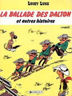 Lucky Luke -55- La ballade des Dalton et autres histoires  -  1986