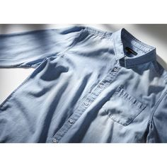 The State chambray l/s shirt now available in stores and online.