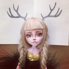 Custom Monster High Dolls, Monster High Repaint, Custom Dolls, Ooak Dolls, Blythe Dolls, Coraline, Living Dead Dolls, Gothic Dolls, Doll Painting