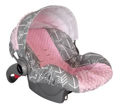 Baby Car Sear Cover Infant Car Seat Cover Slip by sewpreciousbaby