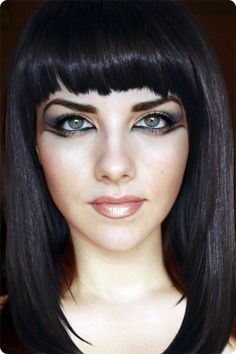 La máscara #halloween #maquillaje #makeup