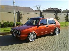 vw velocity golf with bbs mags - Google Search Volkswagen Golf Mk2, Vw Cars, Top Gear, Mk1, Fantasy, Google Search, Toys, Vehicles, Classic