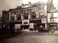 Feldmans theatre, Blackpool