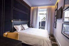 Rooms Only You Hotel  Lounge| Hotels 4* in Madrid