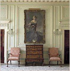 """decordesignreview: """" Brocket Hall ~ England """""""
