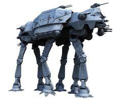 +All Terrain Walker (star wars)   All Terrain Walking Fortress