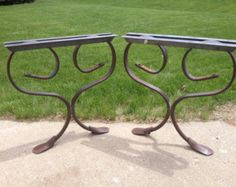 Metal Bench/Table legs