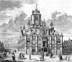 Delft - Stadhuis naar ontwerp van Hendrick de Keyser - Stadhuis van Delft - Wikipedia