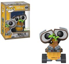 ere's a first look at the BoxLunch exclusive Wall-E (Earth Day) Pop! coming later this month. . https://www.boxlunch.com/product/funko-